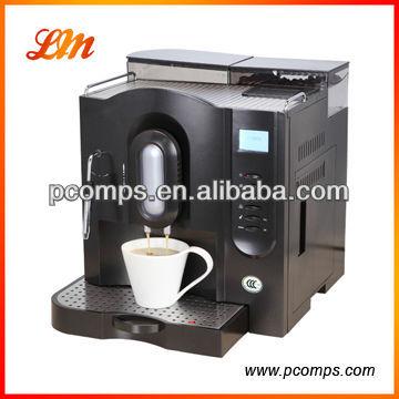 espresso machine grind