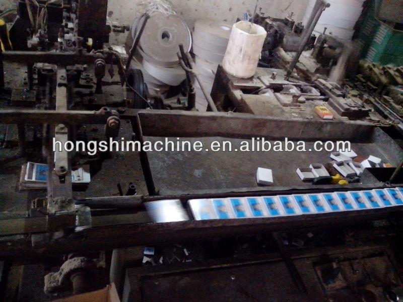 match box making machine price
