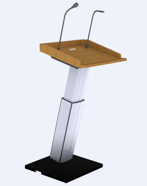 New Design Rostrum Podium Speaker Stand Digital