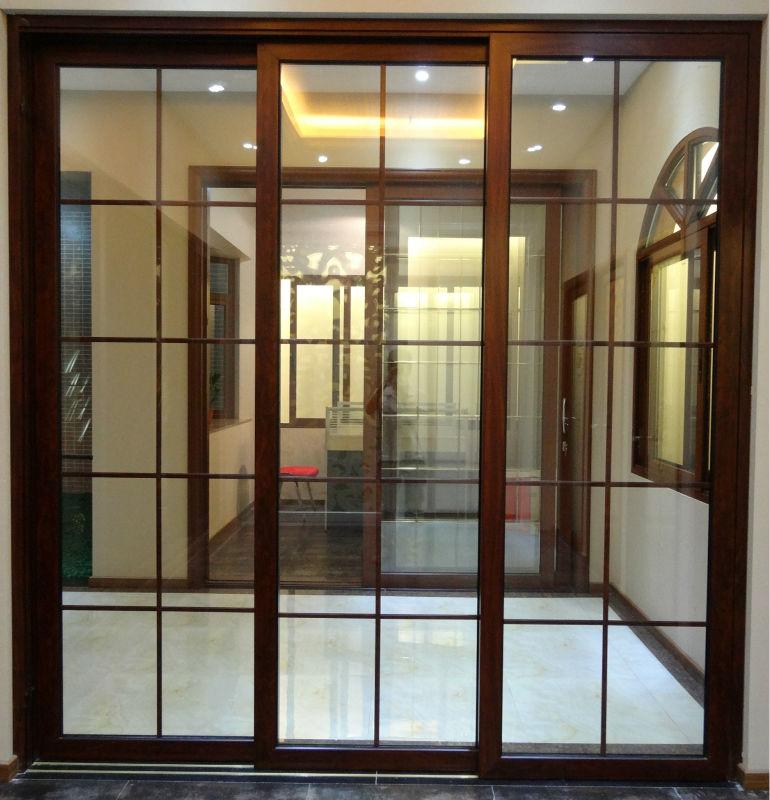 Glass sliding doors barthroom interior aluminium doors for Sliding glass doors germany