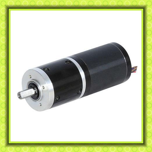 12v 24v high torque brushless dc motor with planetary for High torque brushless motor