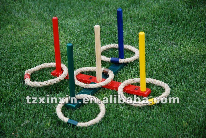 Ring Toss Games Quiots Garden Games Outdoor Games Buy Ring Toss Game Wooden Ring Toss Game