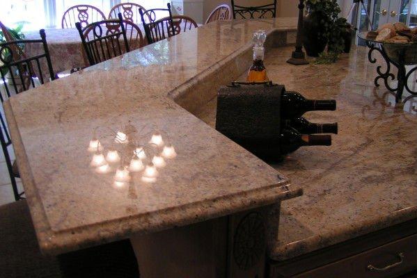 Granite Veneer Countertops Buy Granite Veneer Countertops Ogee Edge Granie Countertop Product