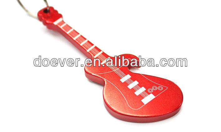 guitar keychain bottle opener buy guitar keychain keychain bottle opener bottle opener product. Black Bedroom Furniture Sets. Home Design Ideas