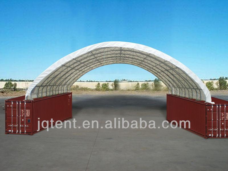Jqr4040c steel frame container tent buy tent steel frame for Steel frame tents