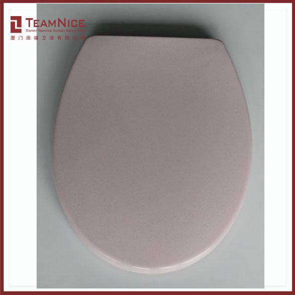 Color Ceramic Toilet Lid Color Toilet Seat Thermoplastic Color Toilet Seat