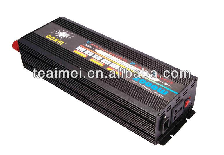 doxin 24v 220v ups 2000w inverters with battery charger ups buy inverter charger ups 2000w. Black Bedroom Furniture Sets. Home Design Ideas