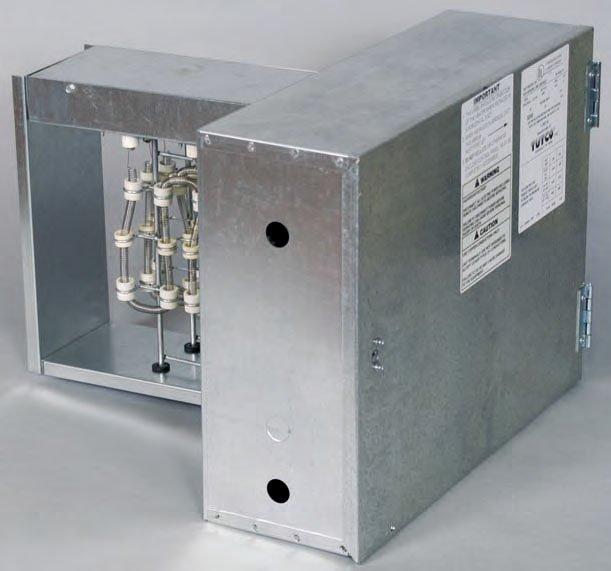 dc strip heater