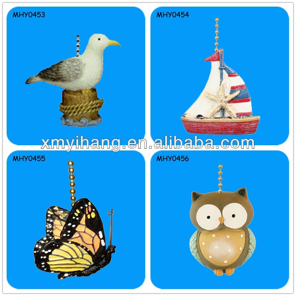 Cute Owl Decorative Pull Chain Light Switch - Buy Pull Chain Light Switch,Pull Chain,Decorative ...