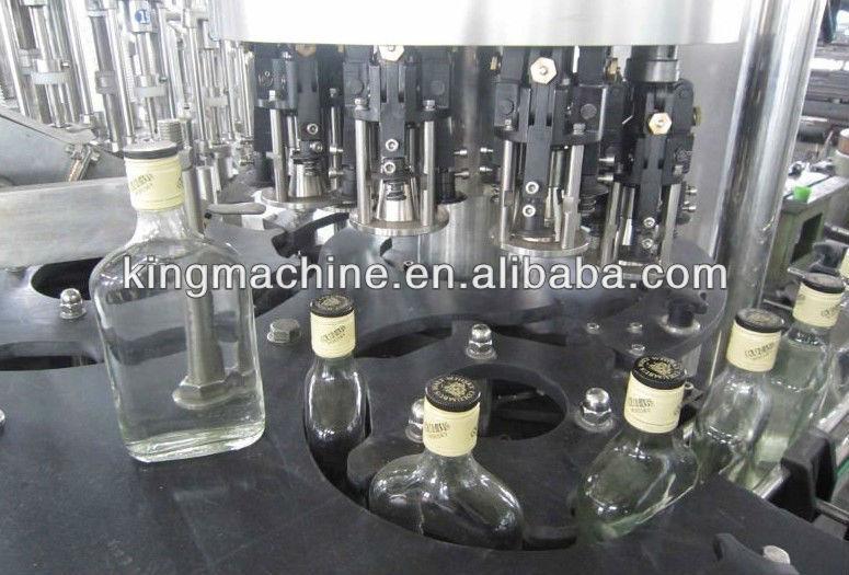 vodka making machine