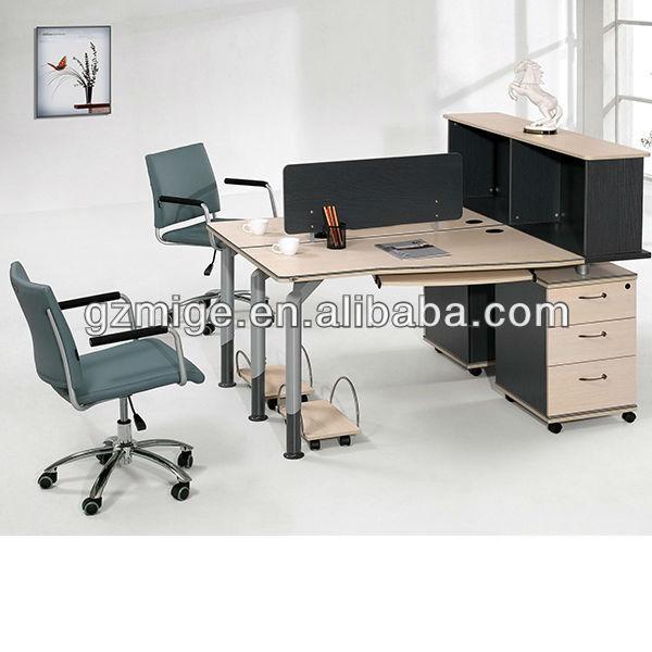 Cubic Desk Workstation Wood Furniture Buy Wood Furniture