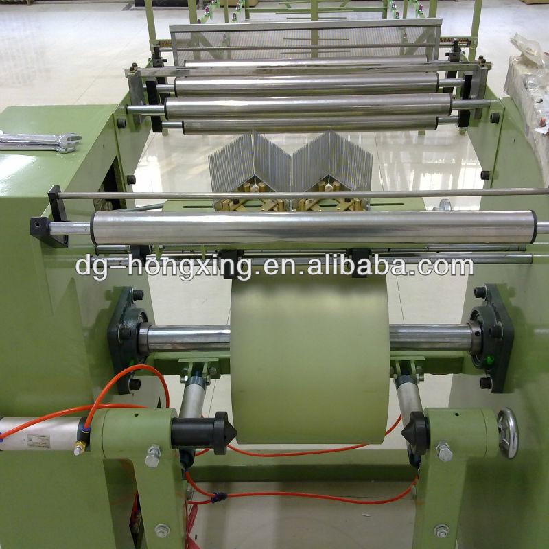 rubber sting machine