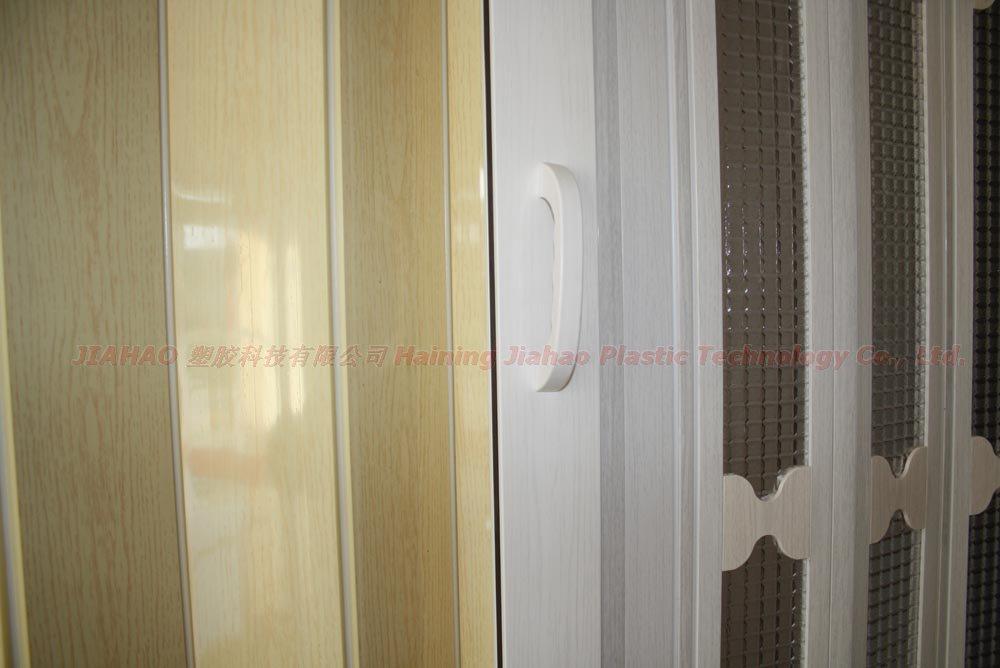 Pvc Folding Doors Interior China Pvc Plastic Folding Door Zw100001 China Pvc Folding Door Pvc