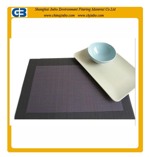 instructions for plastic bag mats