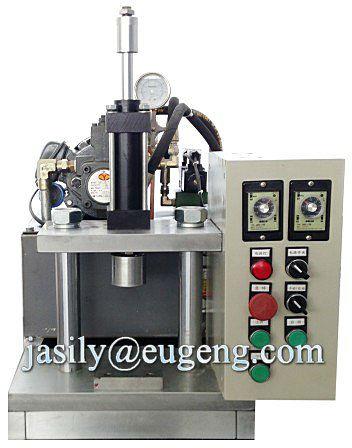 compact powder pressing machine