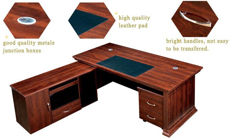 about this office desk l shape office furniture executive desks