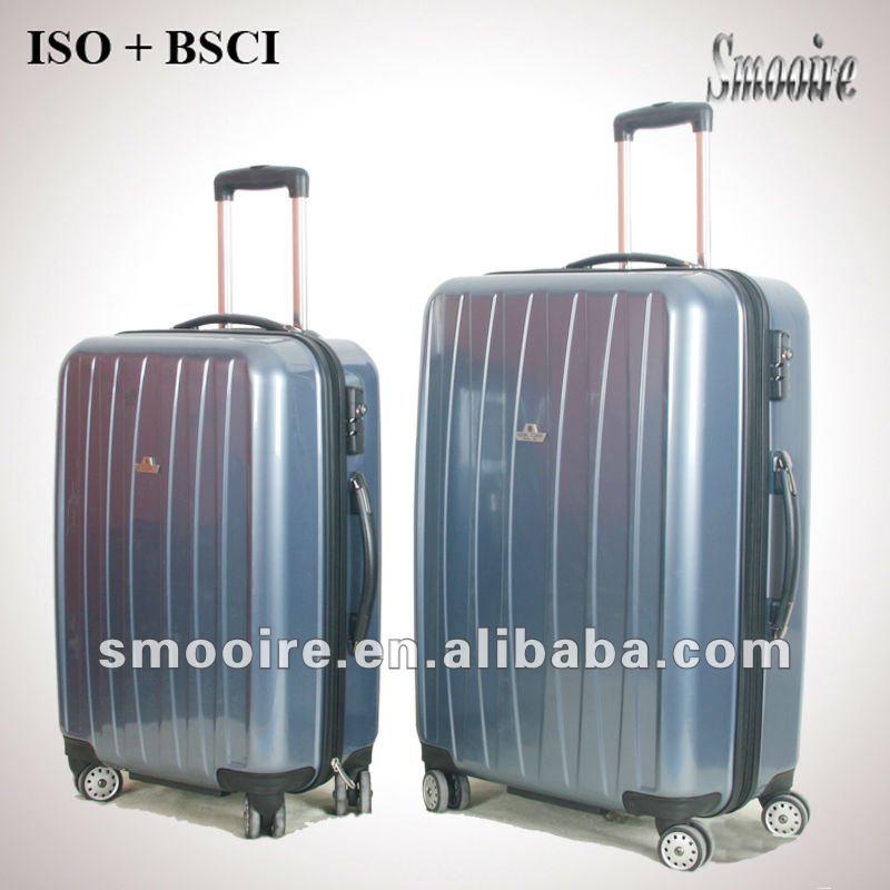 aldi design 2 pieces set pc travel trolley luggage bag set. Black Bedroom Furniture Sets. Home Design Ideas