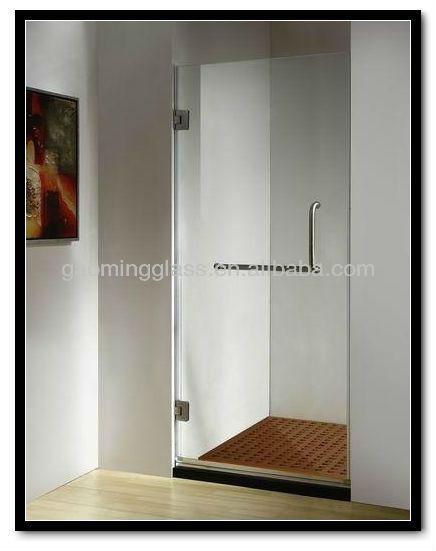 Clear Frosted Tempered Glass Door Buy Glass Door Door Interior Glass Door Product On