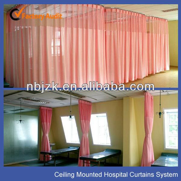 Flexible Aluminium Curtain Rail For Hospital Curtains Buy Aluminium Curtain Rail Hospital