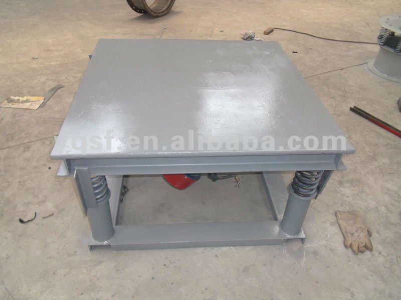 Vibrating Table Concrete For Paver Buy Vibrating Table