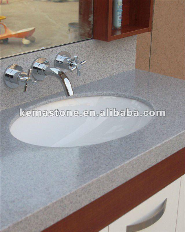 Artificial gris encimeras de cuarzo buy product on for Encimeras del sur