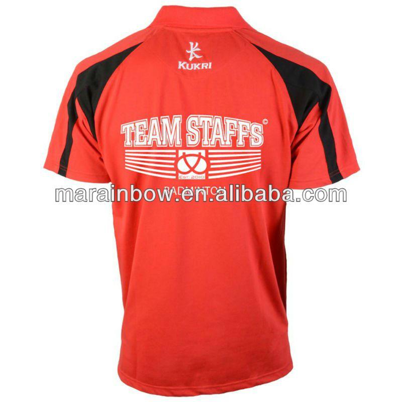 Custom Microfleece Performance Dry Fit Sports Polo Shirts