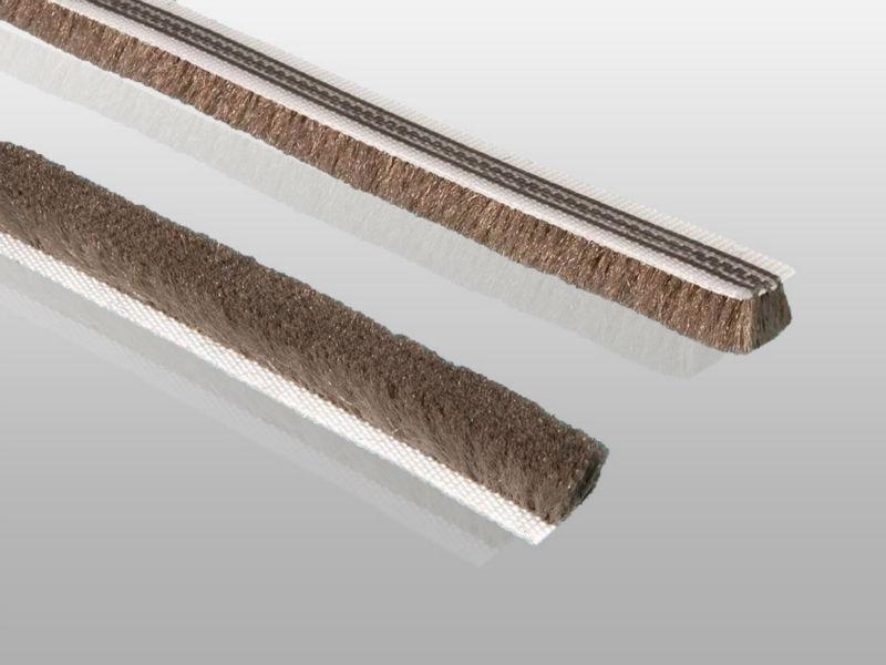 Exterior Door Weather Stripping Products M D Building Products 7 8 In X 84 In Aluminum Door