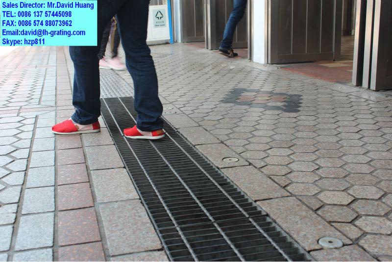 Galvanized Steel Mesh Walkway Galvanised Steel Mesh Floor