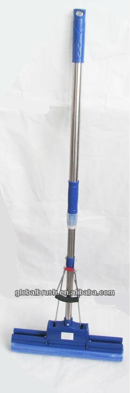 hq525 aluminum handle hard blue new magic mop russia pva roller mop buy pva roller mop magic. Black Bedroom Furniture Sets. Home Design Ideas