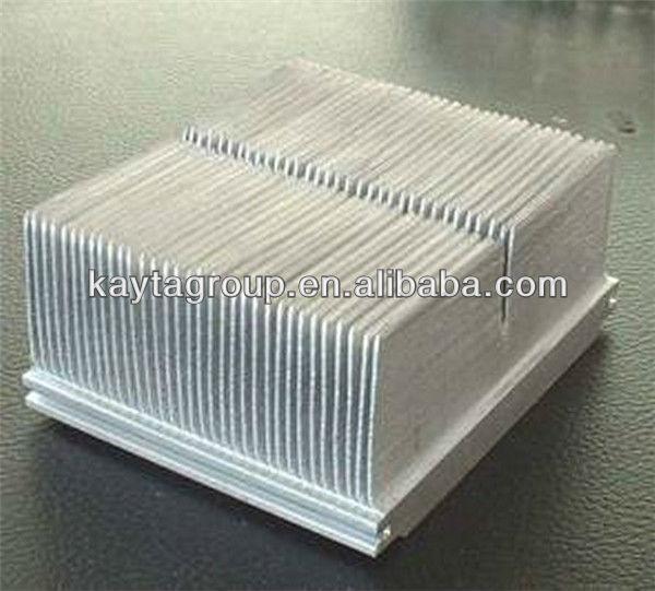 High Quality Aluminum Alloy Heat Sink Profile Case Plate
