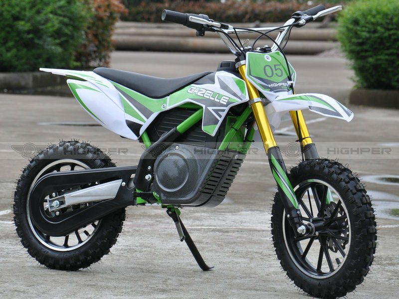 500W 24V Kids Electric Mini Motorcycle, Electric Motorbike Dirt Biek for sale