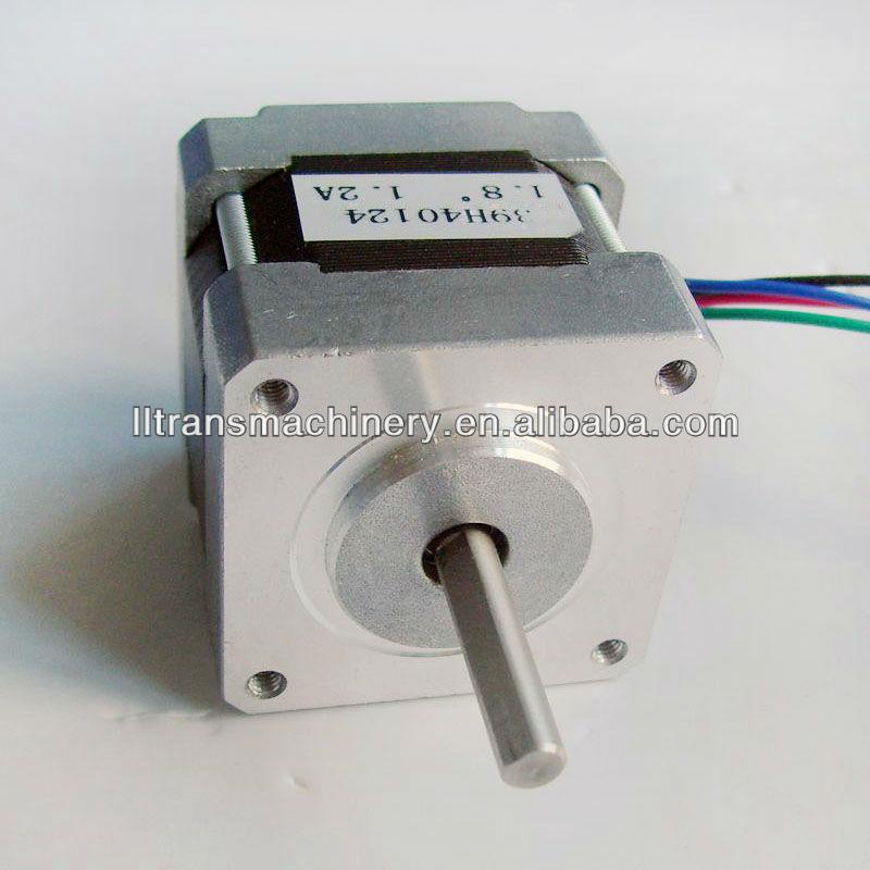 1 8 degree nema 15 39mm 24v stepper motor view 24v for Nema 15 stepper motor