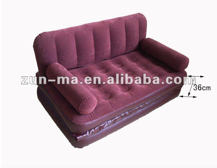 sofa cum bed air ~ easy folding 5 in 1 air sofa,cum bed large inflatable sofa