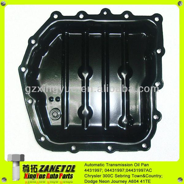 2010 Dodge Avenger Transmission: Automatic Transmission Oil Pan 4431997; 04431997