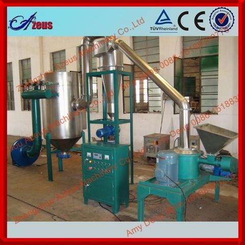 cocoa powder processing machine