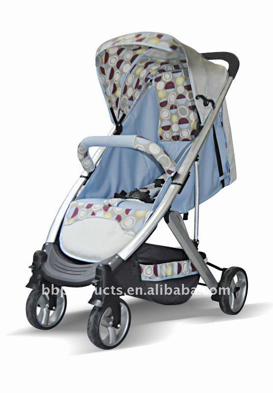 Baby stroller pushchair pram carrier with en1888 Motorized baby stroller