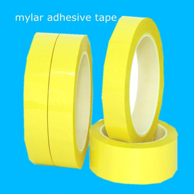 Yellow Mylar Tape For Insulation Yh 143 View Mylar Tape
