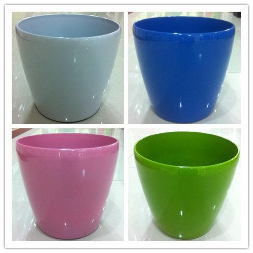 Flower Pots Online Plastic Planters Painting Flower Pots