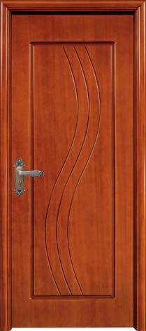 Main gate design with fanlight solid wood door view door for Simple main door design