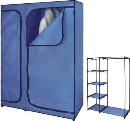 Non sliding wardrobe doors