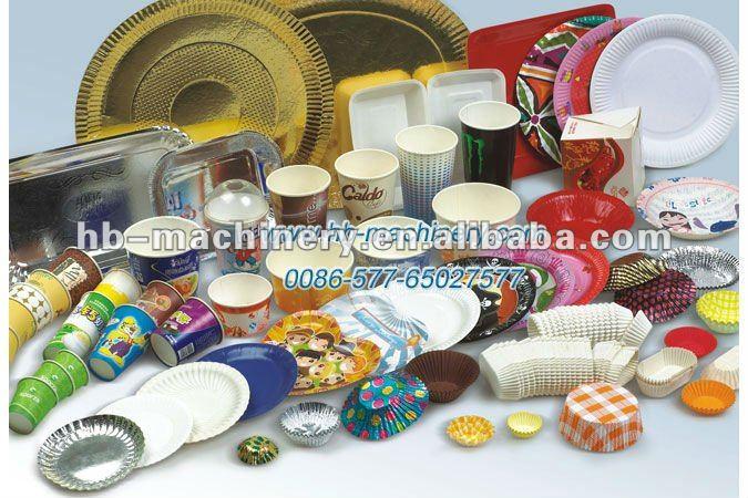paper plate machine price list