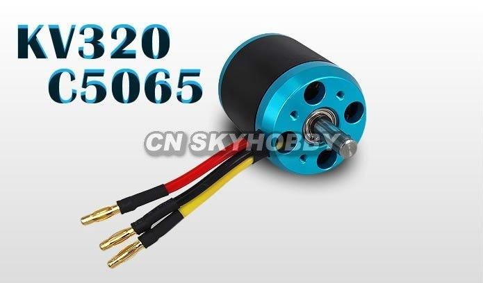 C5065 Kv320 Motor Outrunner Rc Brushless Motor Buy Rc