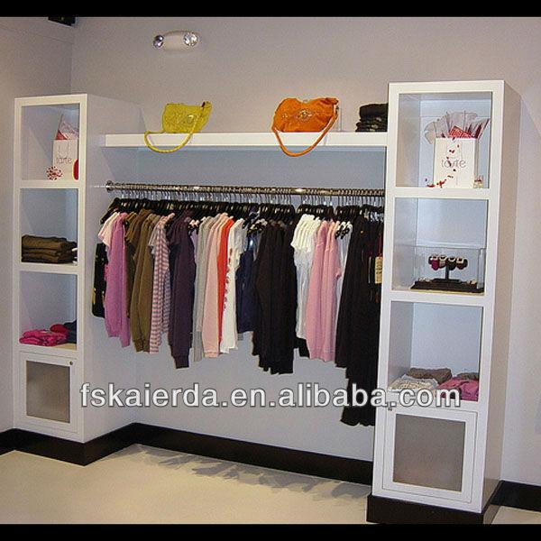 Fashion design dance rack with garment rack view dance - Mueble para ropa ...