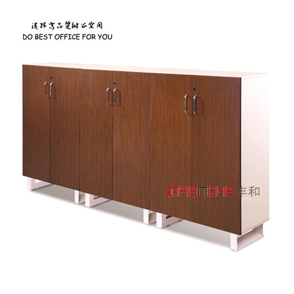Double door wood filing cabinet wooden home depot cabinet for Home depot office doors