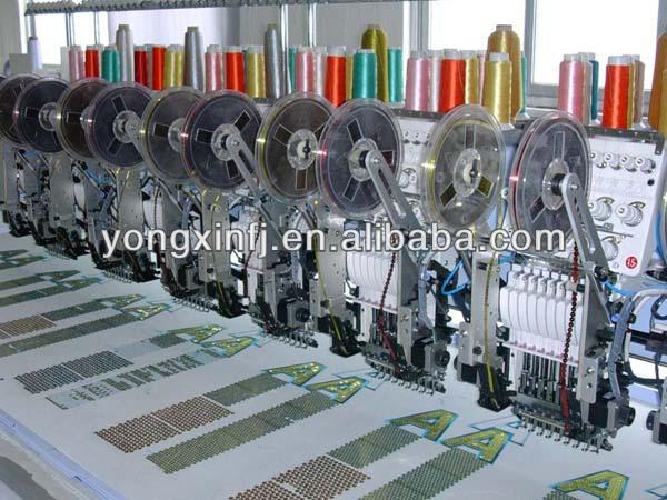 Yonthin embroidery machine makaroka