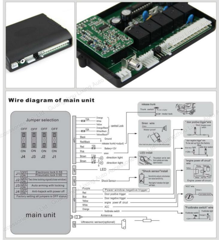 Lixing remote starter direct start fm 2 way car alarm security lixing remote starter direct start fm 2 way car alarm security system sciox Choice Image