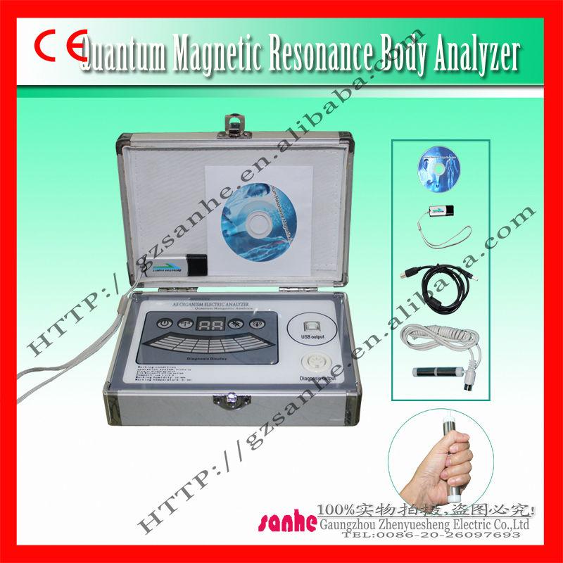 quantum magnetic resonance analyser manual
