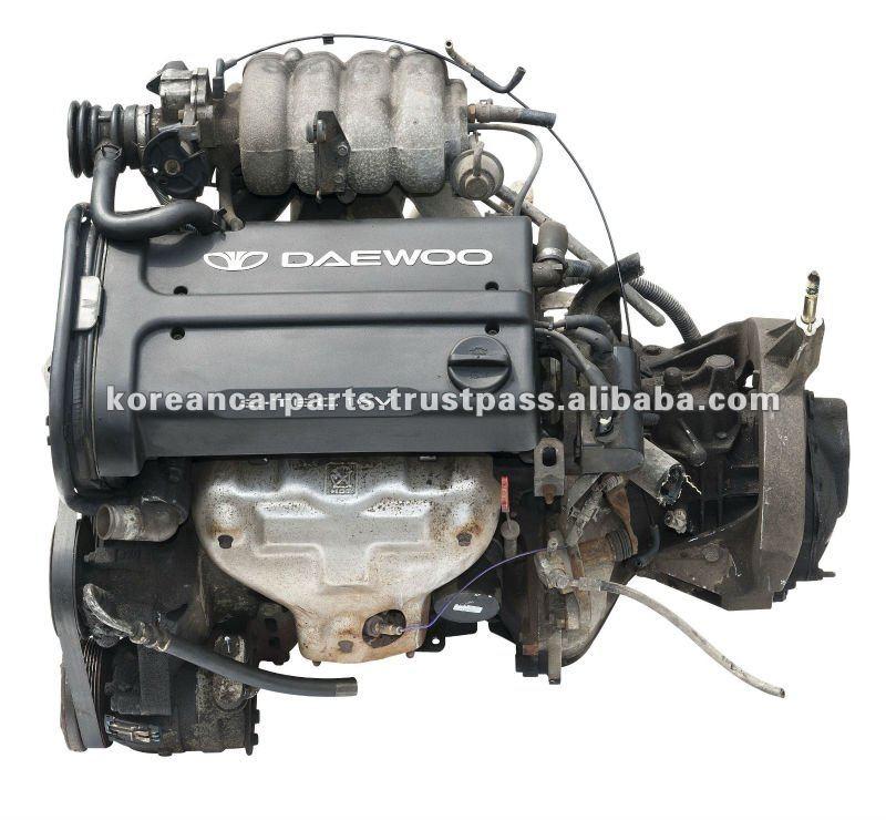 Daewoo Nubira 1.5 Dohc Used Engine