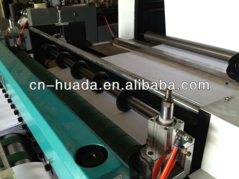sheeting machine
