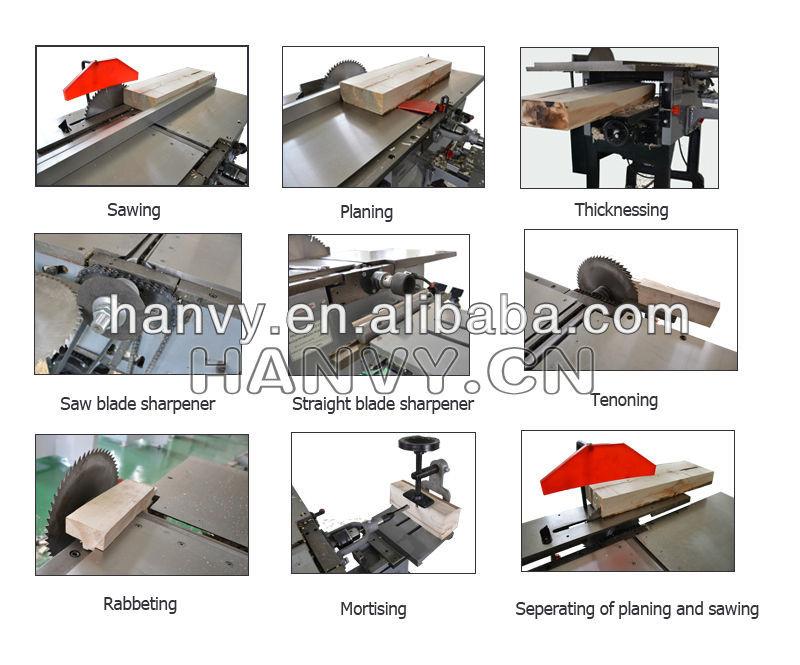 Model Ncc2030 Multifunction Woodworking Machine  Buy
